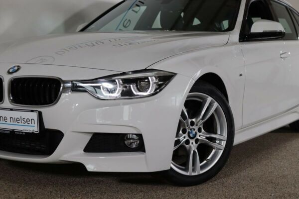 BMW 318d 2,0 Touring M-Sport aut. - billede 3