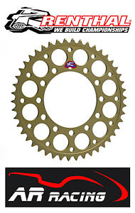 47T 520 Renthal Ultralight Rear Race Sprocket  New Yamaha R6 2003/>2018 b