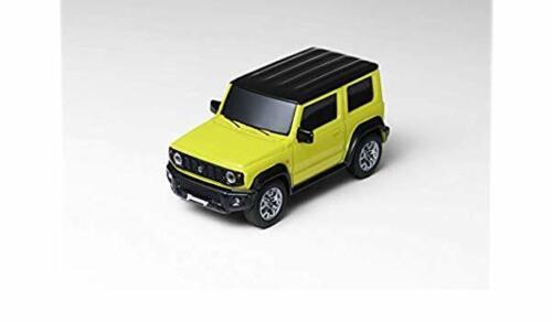 NEW Genuine Suzuki JIMNY Pull back Toy car Model Green Plastic 1:43 99000-79NP0