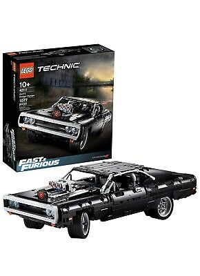 LEGO 42111 Technic Fast /& Furious Dom's Dodge Charger Brand New In Hand