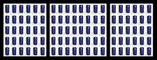 SHRINK CAPS 100 COBALT BLUE PVC CAPSULES HEAT FOR WINE BOTTLES WINEMAKING MAKING