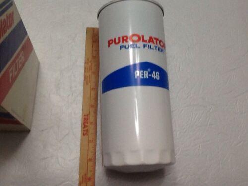 Purolator F60046 Fuel Filter NAPA 3336 WIX 33336 N.O.S.