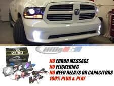 Headlights Xenon HID Conversion Lights Kit For 2014 Ram 1500 Black Out Express