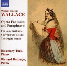 Rosemary Tuck, Willi - Piano Music: Opera Fantasies & Paraphrases 1 [New CD]