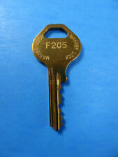 Master Lock Combination Locker Key 1630 1654 1652 1670 Control Oem Built In F205