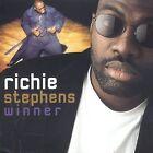 Winner by Richie Stephens (Reggae) (CD, Jun-1998, Greensleeves Records)