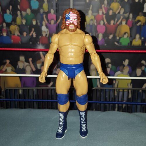 Basic Summerslam Series WWE Mattel Wrestling Figure Hacksaw Jim Duggan