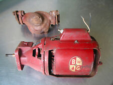 Bell Amp Gossett Booster Circulation Pump Series 100 For Parts Or Rebuild
