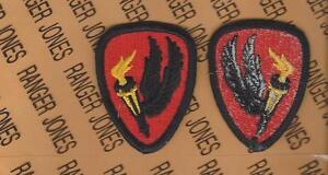 US Army Aviation Flight School /& Command dress uniform patch m//e