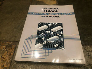 2009 Toyota RAV4 Wiring Diagrams Electrical Service Manual ...