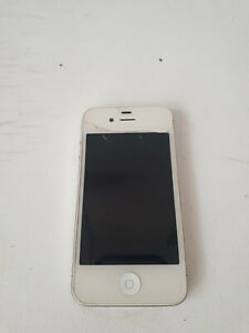 iPhone-4-White-A1332-Unlocked-Used-parts-only