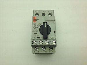 Sprecher-Schuh-KTA7-25S-6-3A-Motor-Circuit-Breaker-6-3A-Cat-A-50-60Hz