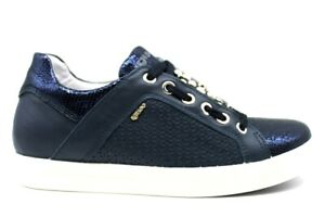 IGI-e-CO-3154100-Blu-Sneakers-Scarpe-Donna-Calzature-Casual
