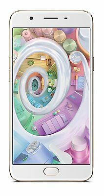 Oppo F1s 4GB Ram 64GB Rom| 13+16 MP Camera |5.5 Inch Display - Gold