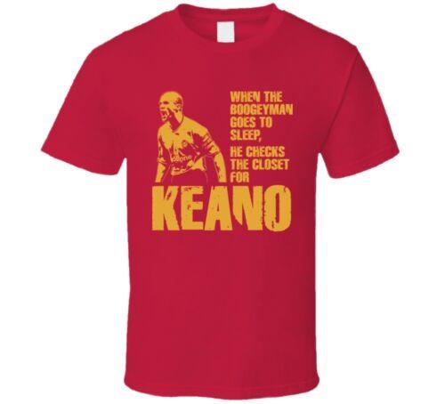 Boogeyman Soccer Football Futbol Roy Keane Man U Ireland T Shirt