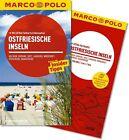 MARCO POLO Reiseführer Ostfriesische Inseln, Baltrum, Borkum, Juist, Langeoog, von Klaus Bötig (2015, Taschenbuch)