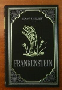 Frankenstein-by-Mary-Shelley-2018-Paper-Mill-Press-suede-cover-w-ribbon-marker