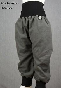 Pumphose Mitwachshose Jogginghose Handmade Sweat 50//56,62//68,74//80,86//92,98//104
