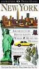 Eyewitness Travel Guide: New York by DK Travel Writers Staff and Eleanor Davidson Berman (1993, Paperback, Revised)