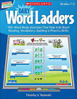 Interactive Whiteboard Activities: Daily Word Ladders (Gr. 1-2): 150+ Word Study Activities That Help Kids Boost Reading, Vocabulary, Spelling & Phonics Skills by Timothy V Rasinski (Paperback / softback)