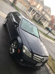 2010 Mercedes Benz C300 4MATIC AMG package W204 AS IS FIRM PRICE
