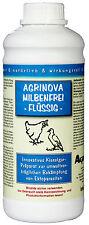 *51* AGRINOVA Milbenfrei Flüssig 1 L Kieselgur Konzentrat gegen Parasiten