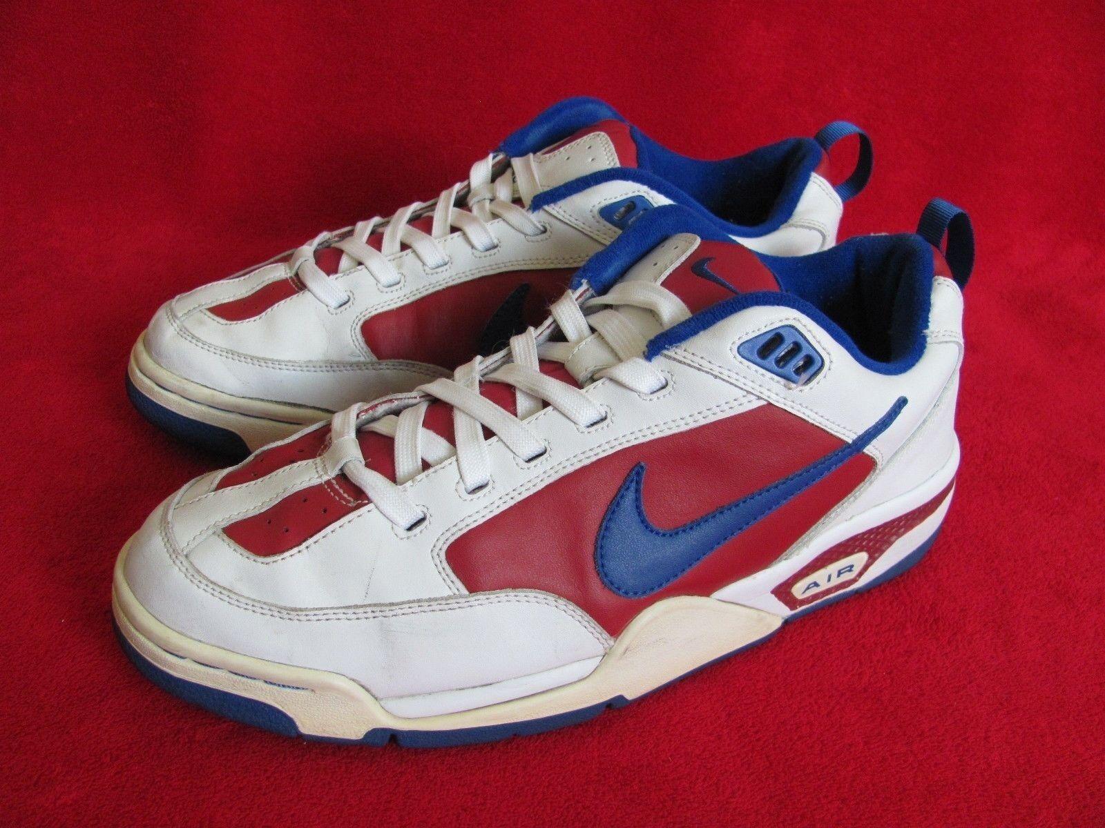 Nike Air  2004 Original  Red White Blue Men's Size US 11,