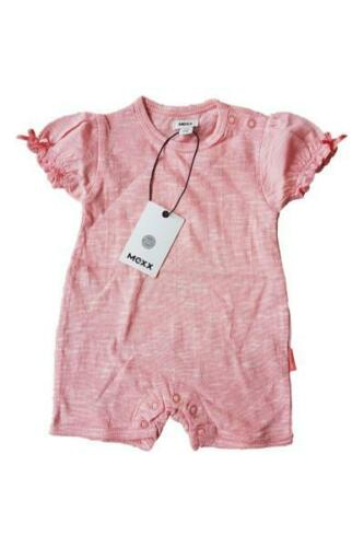 new Baby Girls Pink Mexx Romper suit