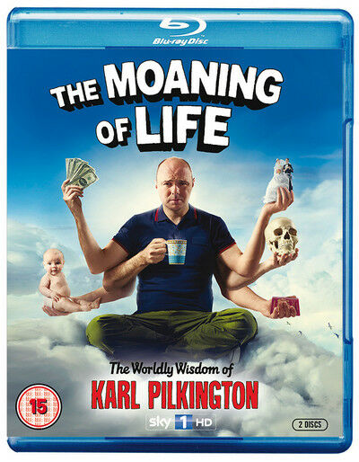 The Moaning of Life Bluray NEW