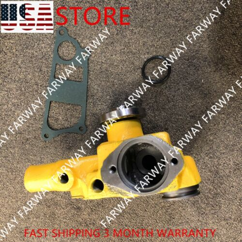 Water Pump 6204-61-1102 for Komatsu 3D95S S4D95 4D95L Engine PC120-6 PC100-5