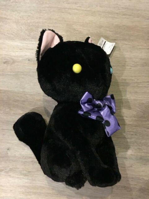 Keychain Bag Charm Lovely Cat Black Laduree Japan