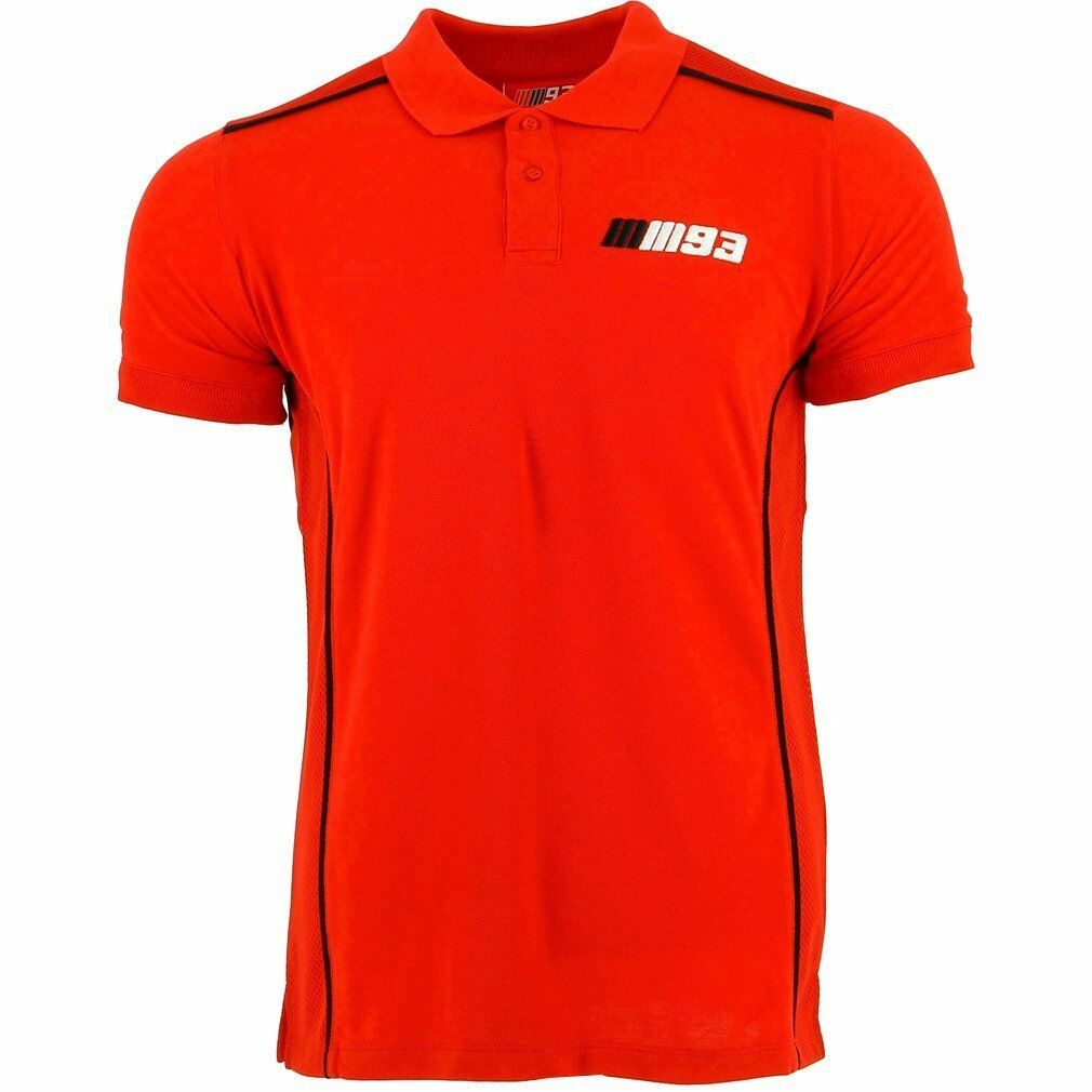 Official Marc Marquez Red MM93 Team Polo - 17 13004