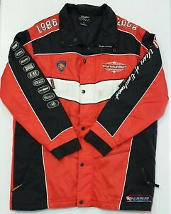 Sprintcars-Speedway-World-Series-1986-2006-20-years-Size-M-Jacket-Autographed