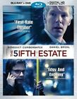 Fifth Estate 0786936839579 With Benedic Cumberbatch Blu-ray Region a