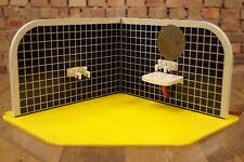 vintage Juguete infantil Casa de muñecas Baño Cuarto 60 Años 70
