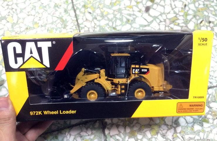 TONKIN TR10005-CAT Caterpillar - 1 50 Scale Diecast - 972K WHEEL LOADER