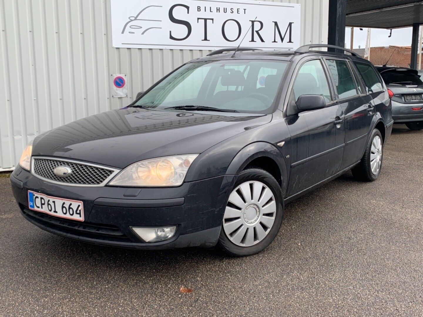 Ford Mondeo 2,5 170 Sport stc. 5d - 10.000 kr.