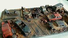 High detailed scrapyard resin casting  By R&M suit HO OO gauge