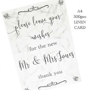 Wedding-Wishes-Sign-Mr-amp-Mrs-A4-Guest-Book-Sign