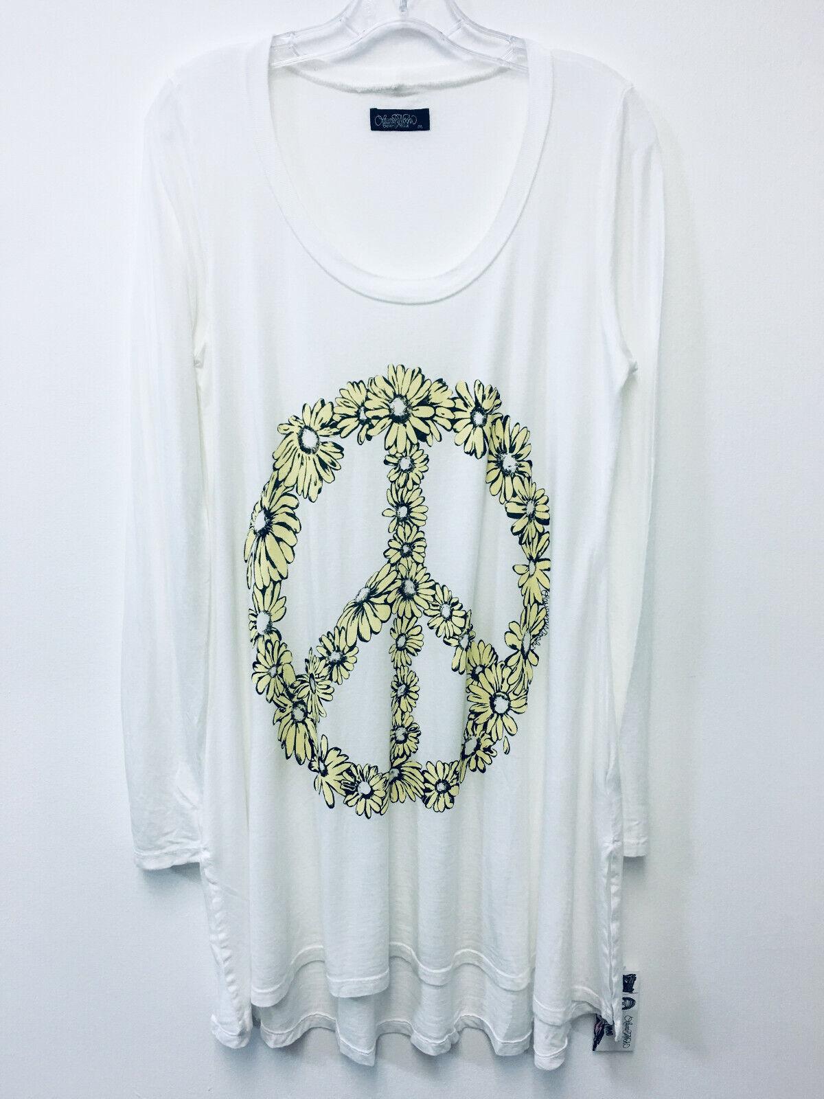 Lauren Moshi ANABEL L S SWING DRESS Peace Daisy Design