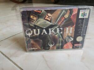 Nintendo 64 Quake II Nintendo 64 PAL España