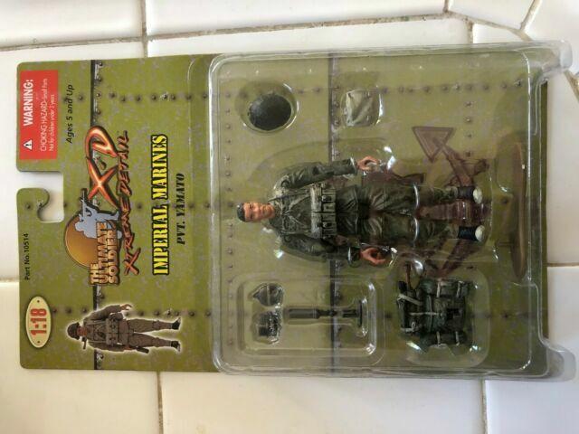 Ultimate Soldier 1:18 Imperial Japanese Marine Pvt Ekiguchi 21st Century Toys