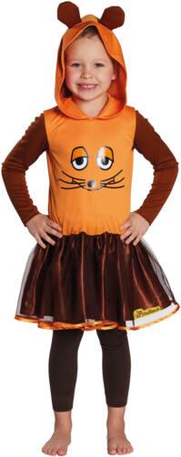LA SOURIS l/'envoi avec la souris Enfants Carnaval Costume 104-128