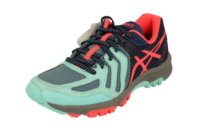 3778a4b05fd36 Asics Gel-Fuji Attack 5 Womens Running Trainers T680N Sneakers Shoes 6720