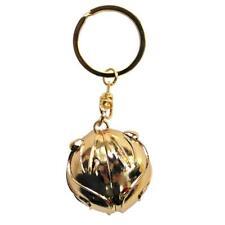 Harry Potter Schlüsselanhänger 3D Golden Snitch Schnatz Schlüsselring Key Chain