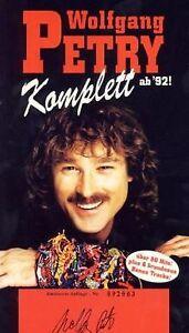 Komplett-ab-92-6-CD-Box-von-Petry-Wolfgang-CD-Zustand-gut