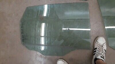 Fits 00-07 Ford Focus 4Dr Sedan//Hatchback Passenger Right Rear Door Window Glass