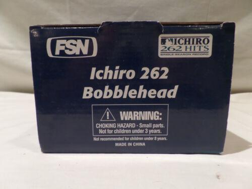 ICHIRO 262 BOBBLEHEAD 2005