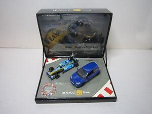 Dv6868 Universal Hobbies Uh 1/43 Coffret Renault Megane Rs F1 R26 2006 Etat Neuf