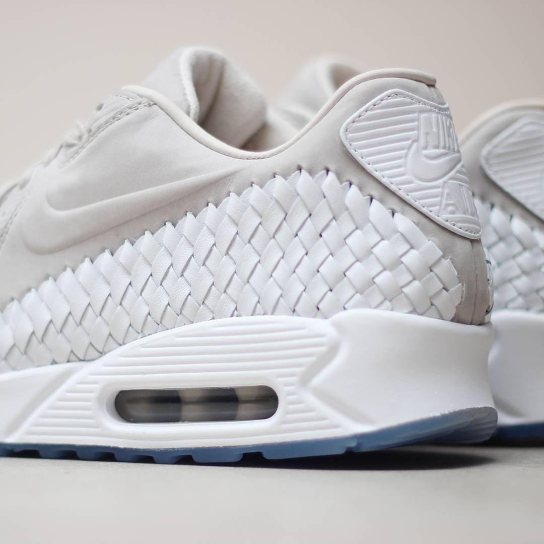 Nike air max 90 aus aus aus phantom das eisenerz / Weiß 833129-005  sz 10,5 7783e5